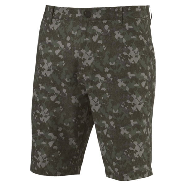 Dassler Camo Shorts, Forest Night, large