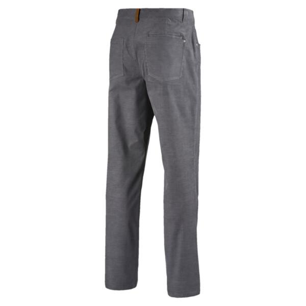 Men's Corduroy Pants, QUIET SHADE, large
