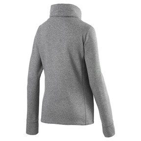 Thumbnail 4 of Golf Damen Bequemer Pullover, Medium Gray Heather, medium