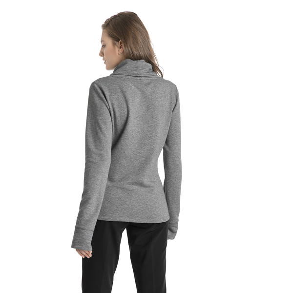 Golf Women's Cosy Pullover, Medium Gray Heather, large