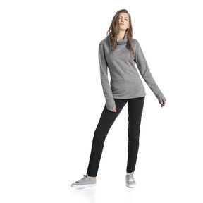 Thumbnail 5 of Golf Damen Bequemer Pullover, Medium Gray Heather, medium