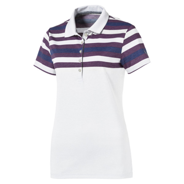 Women's Road Map Polo, Majesty, large