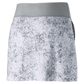 Thumbnail 4 of Golf Women's PWRSHAPE Floral Knit Skirt, Quarry, medium