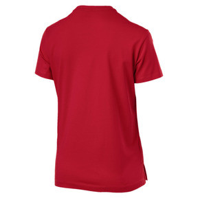 Thumbnail 4 of Classics Damen Logo T-Shirt, Ribbon Red, medium