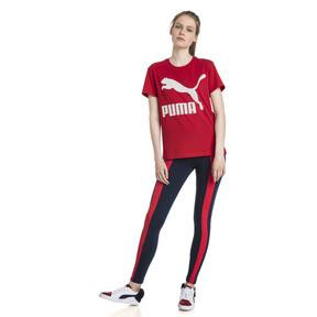 Thumbnail 5 of Classics Damen Logo T-Shirt, Ribbon Red, medium