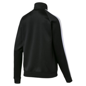 Thumbnail 2 of Classics Damen T7 Trainingsjacke, Puma Black, medium