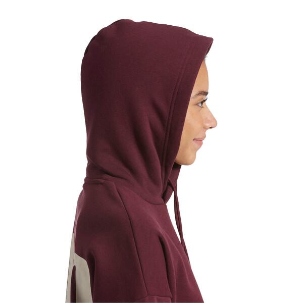 Retro Women's Hoodie, Fig, large