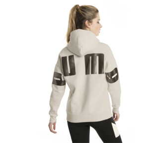 Thumbnail 3 of Retro Women's Hoodie, 97, medium