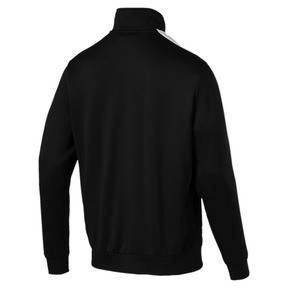 Thumbnail 4 of Classics T7 Men's Track Jacket, Puma Black, medium