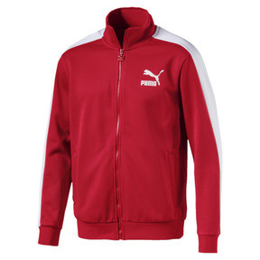 Thumbnail 1 of Classics T7 Men's Track Jacket, Ribbon Red, medium