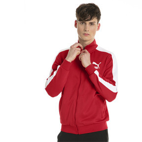 Thumbnail 2 of Classics T7 Men's Track Jacket, Ribbon Red, medium