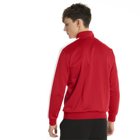Thumbnail 3 of Classics T7 Men's Track Jacket, Ribbon Red, medium