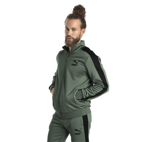 Thumbnail 2 of Classics T7 Men's Track Jacket, Laurel Wreath, medium