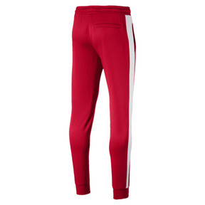 Thumbnail 4 of Classics T7 Men's Track Pants, Ribbon Red, medium