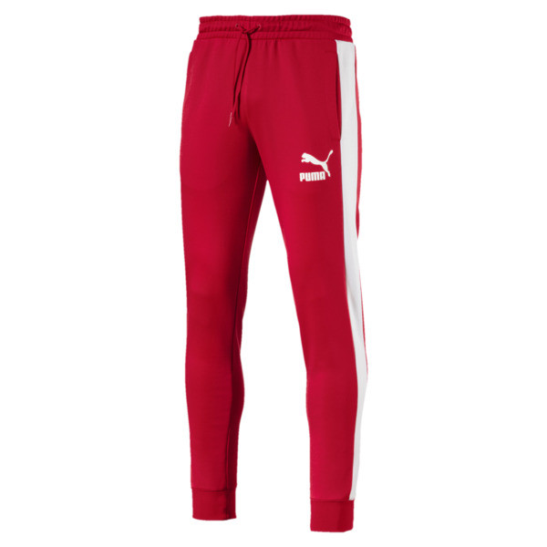 Classics T7 Men's Track Pants, Ribbon Red, large