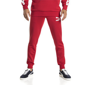 Thumbnail 2 of Classics T7 Men's Track Pants, Ribbon Red, medium