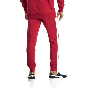 Thumbnail 3 of Classics T7 Men's Track Pants, Ribbon Red, medium