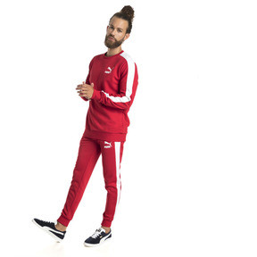Thumbnail 5 of Classics T7 Men's Track Pants, Ribbon Red, medium
