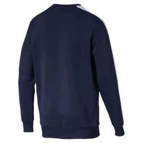 Thumbnail 2 of Classics Men's T7 Logo Sweater, Peacoat, medium