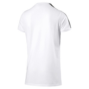 Thumbnail 4 of Classics Slim T7 Men's Tee, Puma White, medium
