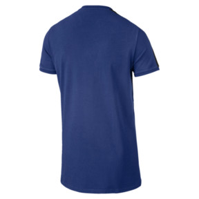 Thumbnail 4 of Classics Slim T7 Men's Tee, Sodalite Blue, medium