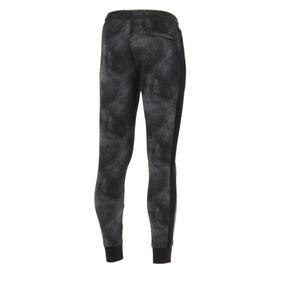 Thumbnail 3 of Classics All-Over Print T7 Men's Pants, Puma Black-3, medium