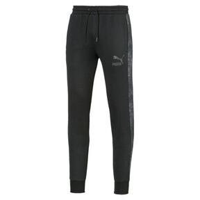 Thumbnail 1 of Classics All-Over Print T7 Men's Pants, Puma Black-3, medium