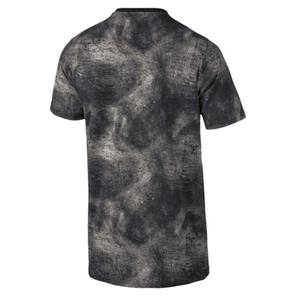 Classics Graphic T-Shirt AOP, Elephant Skin, large