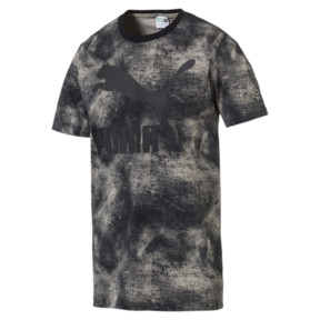 Thumbnail 1 of Classics Graphic T-Shirt AOP, Elephant Skin, medium