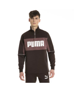 Image Puma Retro Quarter Zip Turtleneck Men's Pullover