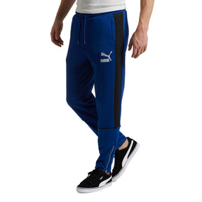 Thumbnail 2 of Archive Retro Quilted Men's Sweatpants, Sodalite Blue, medium