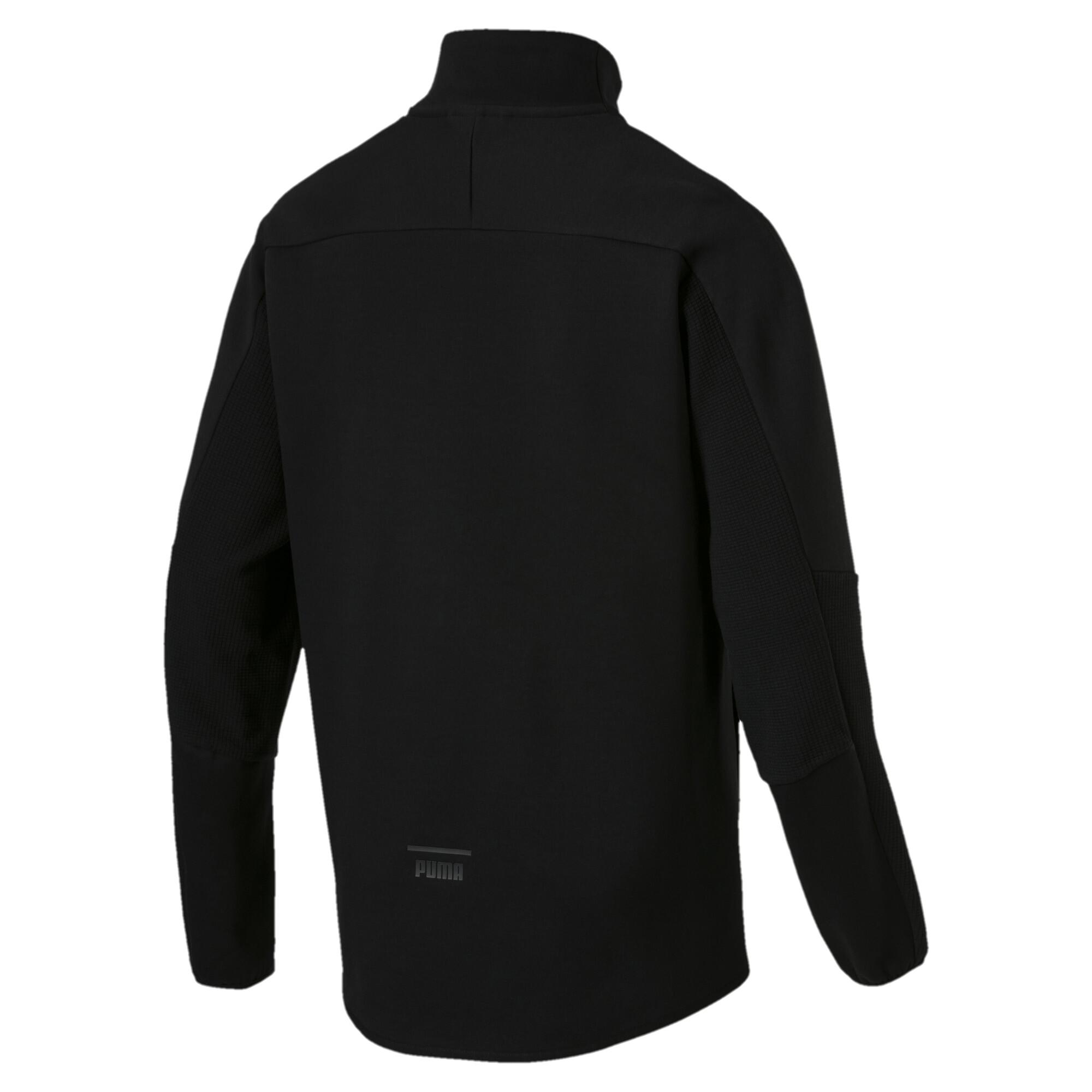 Image Puma Pace Savannah Quarter Zip Men's Pullover #5