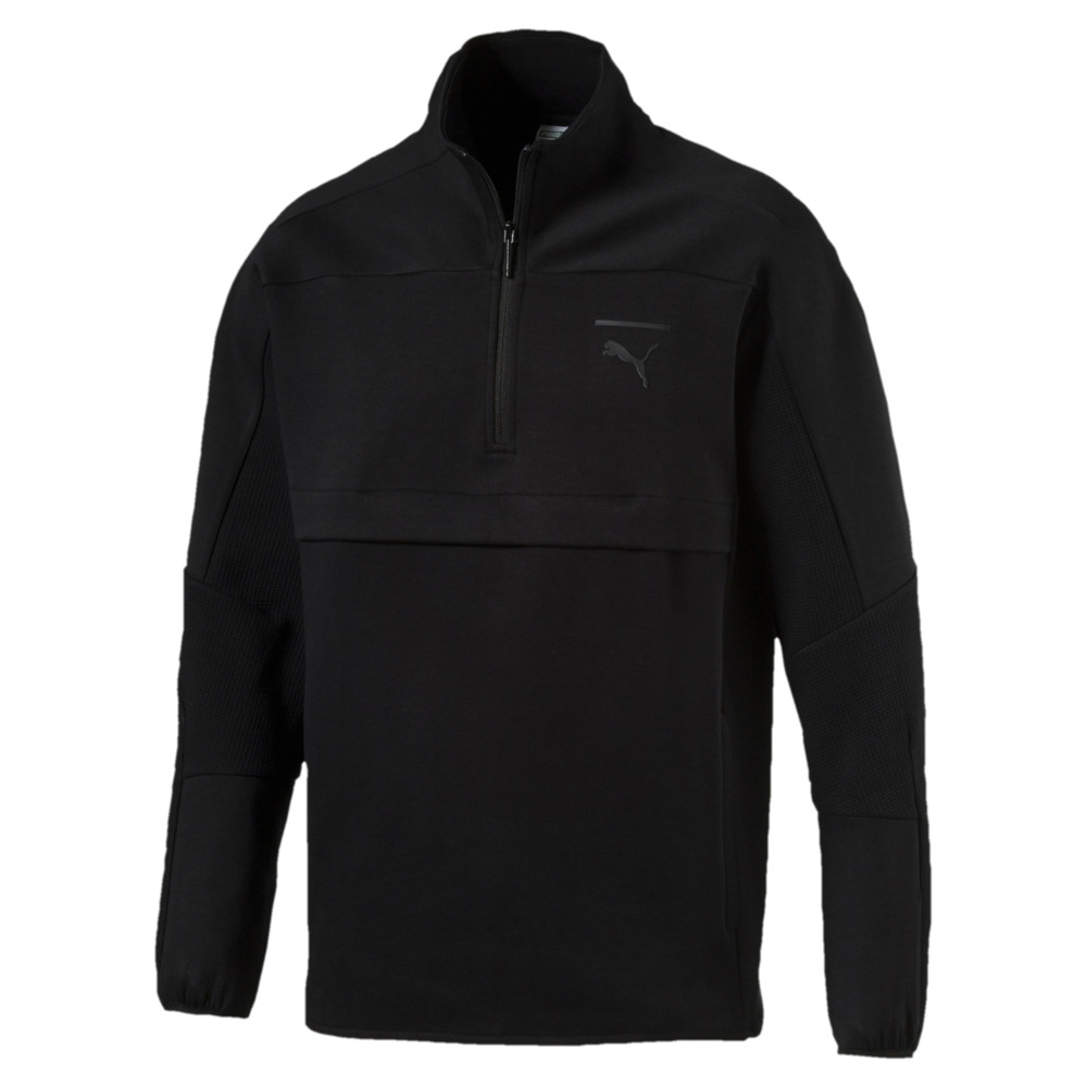Image Puma Pace Savannah Quarter Zip Men's Pullover #1