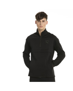 Image Puma Pace Savannah Quarter Zip Men's Pullover