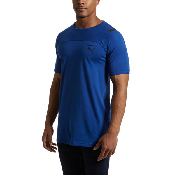 Pace Men's Tee, Sodalite Blue, large
