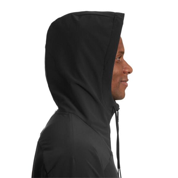 Pace LAB Men's Full Zip Hoodie, 01, large