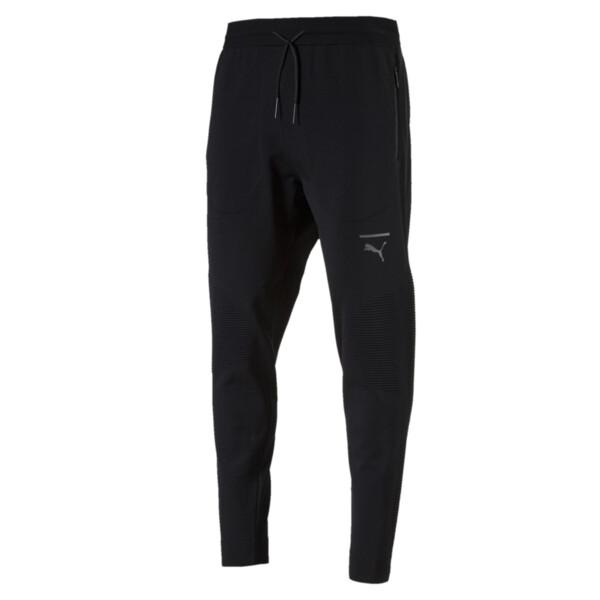 Pace evoKNIT Move Men's Sweatpants, Puma Black, large