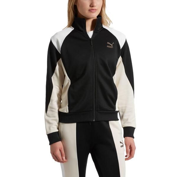 Retro Women's Track Jacket, 51, large
