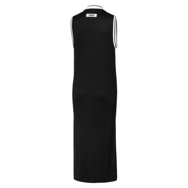 Retro Women's Dress, Puma Black, large