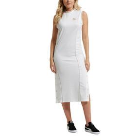 Thumbnail 2 of Retro Women's Dress, Puma White, medium