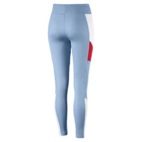 Thumbnail 4 of Retro Rib Women's Leggings, CERULEAN, medium