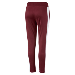 Thumbnail 3 of Retro Women's Track Pants, Pomegranate, medium