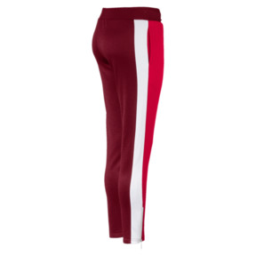 Thumbnail 4 of Retro Women's Track Pants, Pomegranate, medium