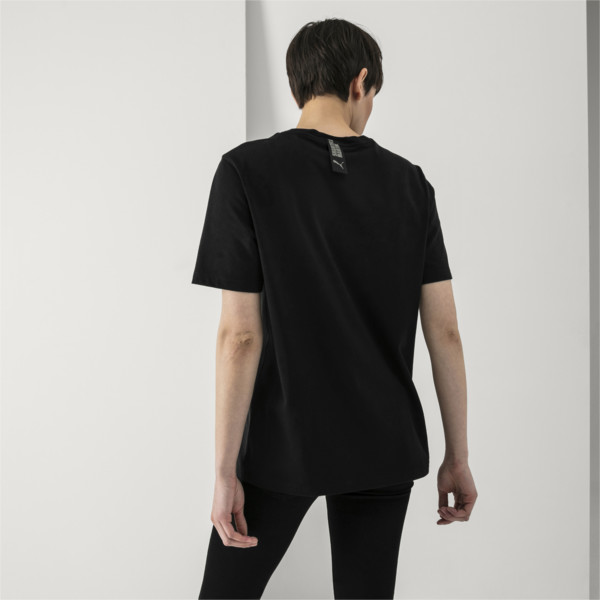 PUMA x SHANTELL MARTIN T-Shirt, Puma Black, large