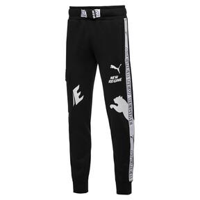 Thumbnail 1 of Pantalon en sweat PUMA x ATELIER NEW REGIME pour homme, Puma Black, medium