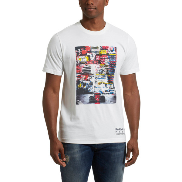 Red Bull Racing Lifestyle Men's Graphic T-Shirt, 03, large