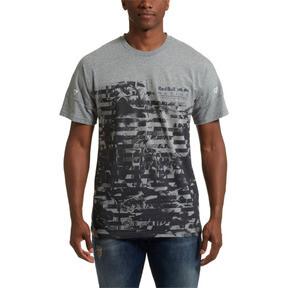 Thumbnail 2 of Red Bull Racing Life Graphic T-Shirt 2, Medium Gray Heather, medium