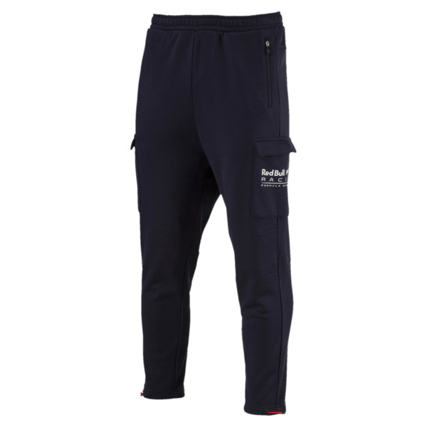 Red Bull Racing Lifestyle Men's Pants, NIGHT SKY, large