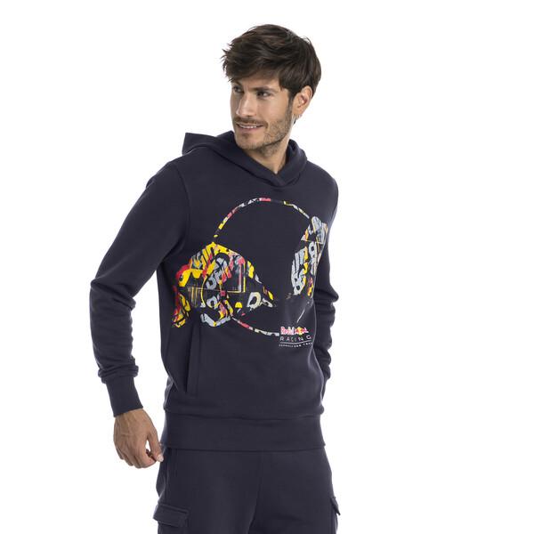 534f37ee978 Red Bull Racing Double Bull hoodie voor heren | PUMA motorsport ...