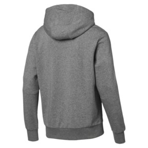 Thumbnail 2 of Red Bull Racing Double Bull Men's Hoodie, Medium Gray Heather, medium